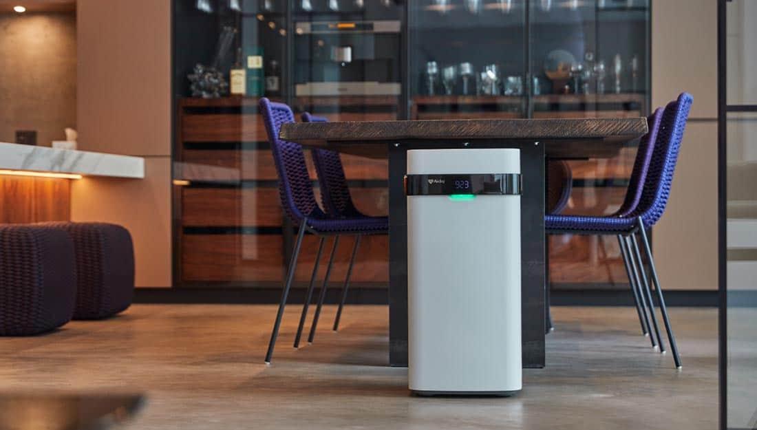 """Forbes ga je imenoval """"Najboljši čistilec zraka brez filtrov"""" –  čestitamo!"""